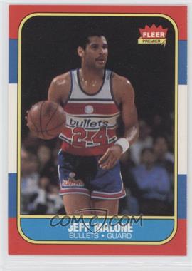 1986-87 Fleer - [Base] #67 - Jeff Malone