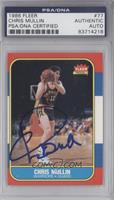 Chris Mullin [PSA/DNA Certified Auto]