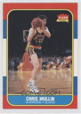 1986-87 Fleer - [Base] #77 - Chris Mullin