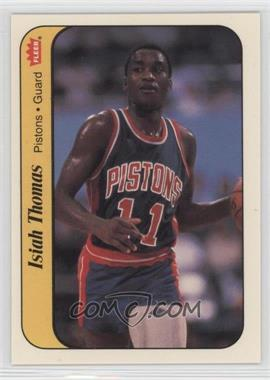 1986-87 Fleer - Stickers #10 - Isiah Thomas