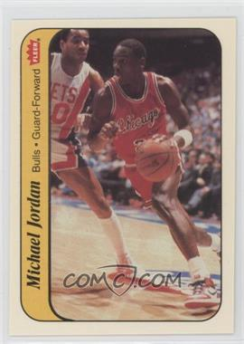 1986-87 Fleer - Stickers #8 - Michael Jordan