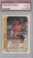 Dominique Wilkins [PSA 6 (ST)]