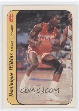 1986-87 Fleer Stickers #11 - Dominique Wilkins