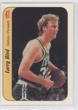 1986-87 Fleer Stickers #2 - Larry Bird