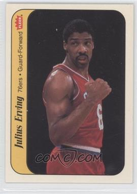 1986-87 Fleer Stickers #5 - Julius Erving