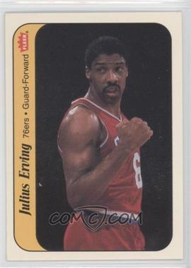 1986-87 Fleer Stickers #5 - Julius Erving