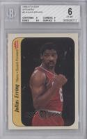 Julius Erving [BGS 6]