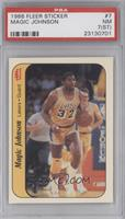 Magic Johnson [PSA 7 (ST)]