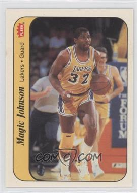 1986-87 Fleer Stickers #7 - Magic Johnson