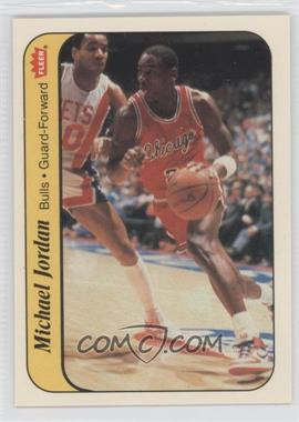 1986-87 Fleer Stickers #8 - Michael Jordan