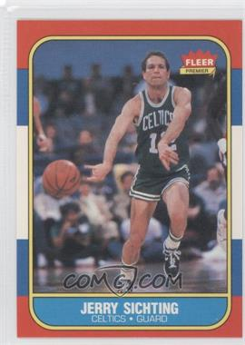 1986-87 Fleer #101 - Jerry Sichting