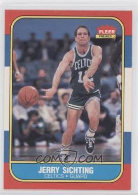 1986-87 Fleer #101 - Jerry Sichting