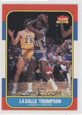 1986-87 Fleer #110 - LaSalle Thompson