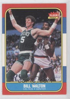 1986-87 Fleer #119 - Bill Walton