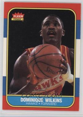 1986-87 Fleer #121 - Dominique Wilkins