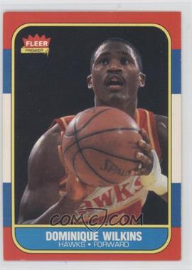 1986-87 Fleer #121 - Dominique Wilkins