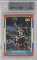 Herb Williams [BGS 9]