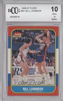 Bill Laimbeer [ENCASED]