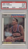Isiah Thomas [PSA 9 (PD)]