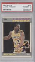 Magic Johnson [PSA 8]
