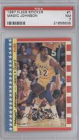 Magic Johnson [PSA 7]