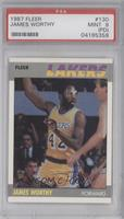James Worthy [PSA 9 (PD)]