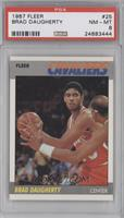 Brad Daugherty [PSA 8]