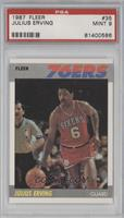 Julius Erving [PSA 9]