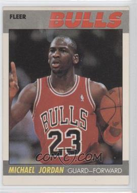 1987-88 Fleer #59 - Michael Jordan