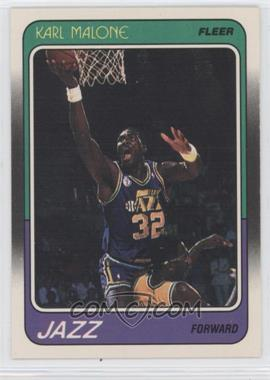 1988-89 Fleer - [Base] #114 - Karl Malone