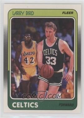 1988-89 Fleer - [Base] #9 - Larry Bird