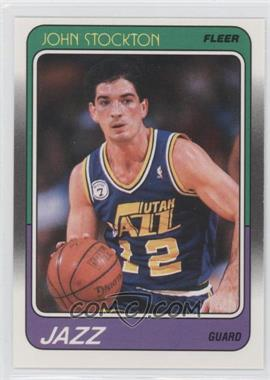 1988-89 Fleer #115 - John Stockton