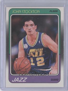 1988-89 Fleer #115 - John Stockton