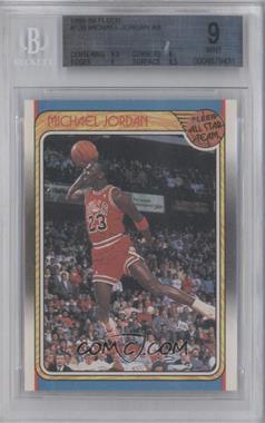 1988-89 Fleer #120 - Michael Jordan [BGS9]