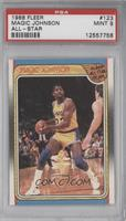 Magic Johnson [PSA 9]