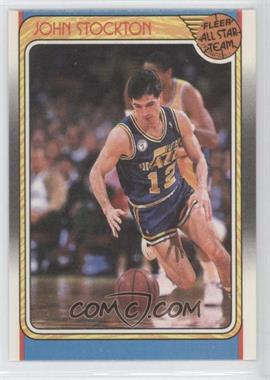 1988-89 Fleer #127 - John Stockton