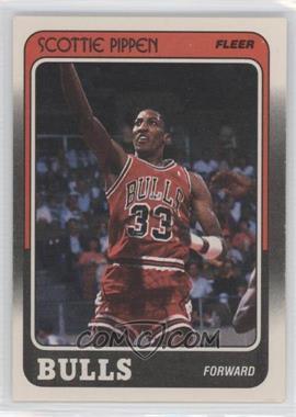 1988-89 Fleer #20 - Scottie Pippen