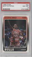 Scottie Pippen [PSA 8]