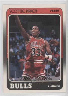 1988-89 Fleer #20 - Scottie Pippen