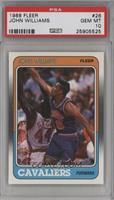 Hot Rod Williams [PSA 10]