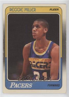 1988-89 Fleer #57 - Reggie Miller