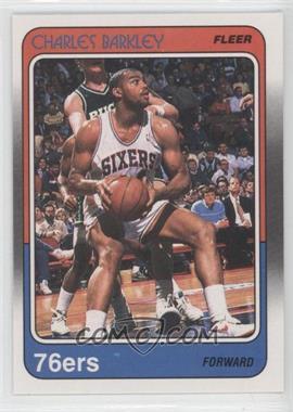 1988-89 Fleer #85 - Charles Barkley
