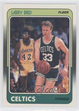 1988-89 Fleer #9 - Larry Bird