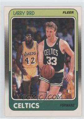1988-89 Fleer #9 - Larry Bird