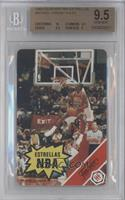 Michael Jordan (Rules Card) [BGS 9.5]