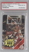Michael Jordan (Rules Card) [PSA 10]