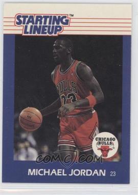 1988 Kenner Starting Lineup Cards #N/A - Michael Jordan