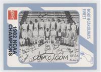 North Carolina (UNC) Tar Heels Team
