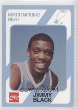 1989-90 Collegiate Collection/Coca-Cola North Carolina's Finest - [Base] #94 - Jimmy Black