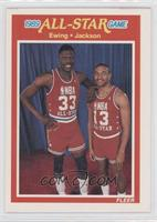 Patrick Ewing, Mark Jackson